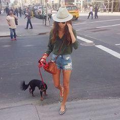 • Arielle Noa Charnas • @somethingnavy 5th Ave stroll | ...Instagram photo | Websta (Webstagram)