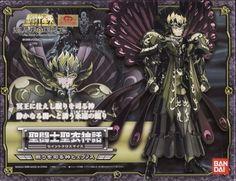 Bandai Saint Cloth Myth Hypnos God Of Sleep Governs From Saint Seiya Action Figure Super Hero