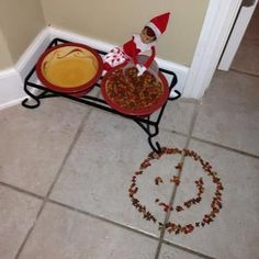 Elf on the Shelf – Ornaments, Dancing Elves, Elf on the Shelf Creative Ideas, and More! www.frugalcouponl...