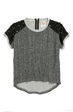 Kiddo Short Sleeve Sweater (Big Girls) available at #Nordstrom