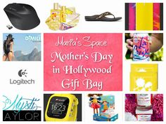 Maria's Space: Mega Mother's Day In Hollywood Gift Bag #Giveaway (valued at $999.00)
