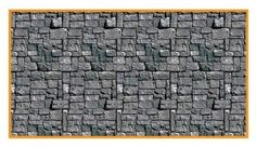 Amazon.com: Stone Wall Backdrop Party Accessory (1 count) (1/Pkg): Home & Kitchen
