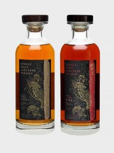Karuizawa 1982 & 1984 Carpe Ko• Series For 1982 Carpe Koi Serie: One of the very rare bourbon-matured Karuizawa! This is from the 1982 vintage and has been bottled at 46% with the new Koi label. Distillery: Karuizawa Distilled: 1982; 1984 Cask Number: 8497; 4021 Single Malt: Yes Blended: No Grain: No