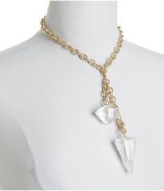 crystal pendulum necklace - Google Search