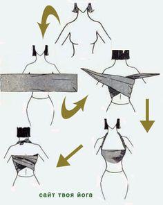 повязка на грудь