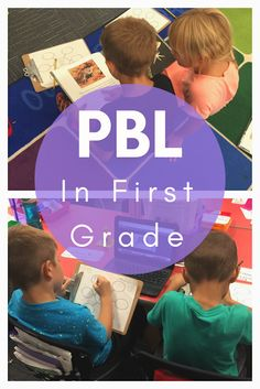 Little Mrs. Bell: Project Based Learning in First Grade Problem Based Learning, Inquiry Based Learning, Project Based Learning, Early Learning, First Grade Science, First Grade Activities, Learning Activities, Comprehension Activities, First Grade Projects