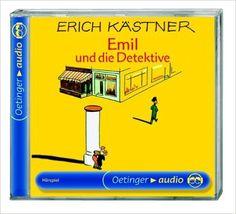 Emil und die Detektive: Hörspiel: Amazon.de: Erich Kästner, Walter Trier, Heinz Reincke, Charlotte Schellenberg, Helmut Peine, Manfred Steffen: Bücher