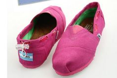 Red Women's toms