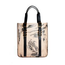 7a368ae9c2 Kelly Marbled leather bag  624 The Fosters