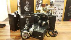 Technics DJ style headphones now in stock at Amplified.