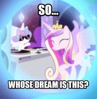 So...whose dream is this?