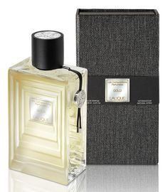 Lalique Les Compositions Parfumees Collection: Bronze, Silver, Gold, Electrum, Zamak ~ New Fragrances