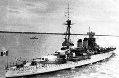 Italian battleship Giulio Cesare (google.image) 7.17