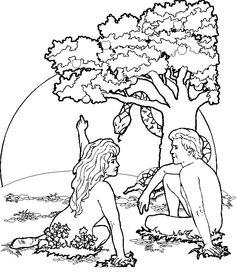 El Renuevo De Jehova Esau y Jacob  Imagenes para colorear