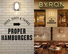 cheeseburger restaurant branding and design - Google Search