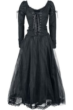 Queen Of Darkness. I'd call it queen of the night. Maybe put some stars throughout the skirt.