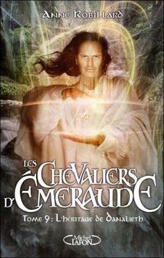 Couverture de Les Chevaliers d'Émeraude, Tome 9 : L'Héritage de Danalieth