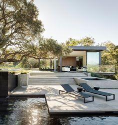 Design   Oak Pass House