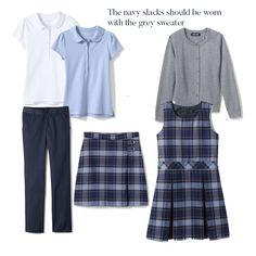 Polyvore, Blue, Image, Girls, Fashion, Moda, Daughters, Fashion Styles, Fasion