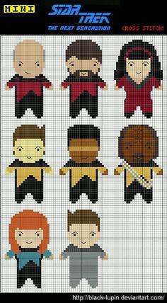Star Trek, The Next Generation