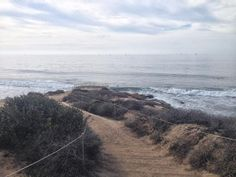 Crystal Cove State Park Hiking Trail