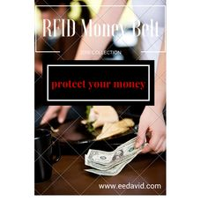 RFID Money Belt 2016 COLLECTION protect your money www.eedavid.com #rfidmoneybelt #rfid #moneybeltforwomen