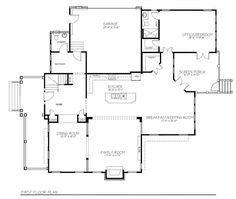 upper floor plan | beach house narrow lot plans | pinterest