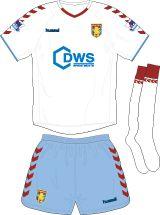 Aston Villa Football Kits Away Kit 2004-2005