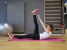 Sportübung für den Bauch Trainer, Workout, Fitness, Ballet Skirt, Exercise, Gym, Sports, Style, Fashion