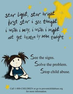 Stop child abuse! Mothers shouldn't abuse their children! Child Abuse Quotes, Child Abuse Prevention, Innocence Lost, Abuse Survivor, Human Trafficking, Awareness Ribbons, Domestic Violence, Nursery Rhymes, Vulnerability