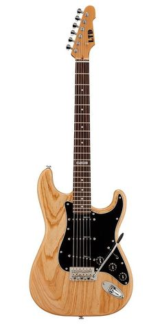 Amazon.com: ESP ST-213 Ash Rosewood Natural: Musical Instruments