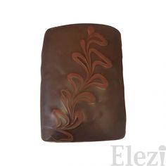 Perník plnený slivkovým džemom poliaty čokoládou - Elezi.sk