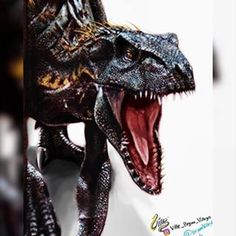 Cool Dinosaurs, Jurassic World Dinosaurs, Jurassic Park World, Jurassic Park Trilogy, Jurassic World Fallen Kingdom, Falling Kingdoms, Prehistoric Creatures, Creature Design, Dinosaurs