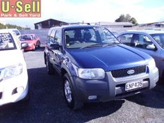 2001 Ford Escape XLT for sale | $4,350 | https://www.u-sell.co.nz/main/browse/28989-2001-ford-escape-xlt-for-sale.html | U-Sell | Park & Sell Yard | Used Cars | 797 Te Rapa Rd, Hamilton, New Zealand
