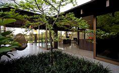 katon redgen mathieson architects and william dangar associates landscape / mossman residence