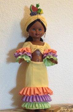 Carmen Miranda, Nancy Doll, Lana, American Girl, Doll Clothes, Diy Crafts, Costumes, Dolls, Disney Princess