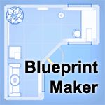 Mod The Sims - Blueprint Maker (Updated The saving grace for making perfect homes in The Sims The Sims, Sims 2, Sims 3 Mods, Create Your Own, Create Yourself, Sims Games, Music Station, Saving Grace