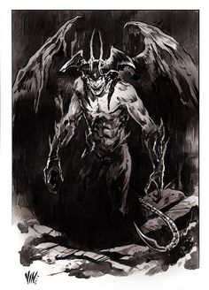 Devilman by VINARTWORKS.deviantart.com on @DeviantArt
