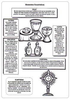 63 Ideas De Ornamentos De La Iglesia Católica Catequesis Catecismo Elementos Liturgicos