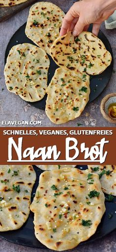 Recipes With Naan Bread, Gf Recipes, Dairy Free Recipes, Indian Food Recipes, Whole Food Recipes, Cooking Recipes, Healthy Recipes, Dairy Free Indian Food, Quick Naan Bread Recipe