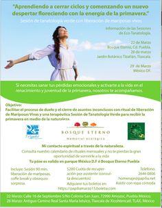 EDITORIAL** Cartel publicitario Liberación de mariposas como ritual de sanidad interior / Empresa: Papilia Diseño: M.Fernanda Gómez J.