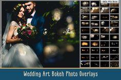 Wedding, Art, Bokeh, Photo, Overlays, sun, rays, light effect layers, photography resources, sunbeams, photoshop, fashion, haze, flare by MixPixBox on Etsy