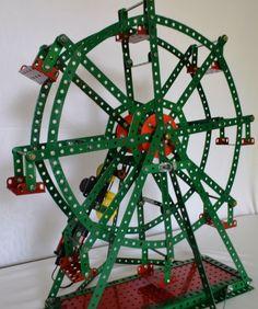 Hobby Toys, Games For Kids, Ferris Wheel, Childhood Memories, Construction, Display, Retro, Building, Hobbies