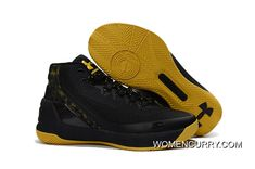 huge discount 70670 ef509 Cheap Under Armour Curry 3 Black Taxi Super Deals