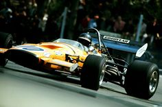 "luimartins: ""Mclaren 1971 Peter Gethin Spain GP """