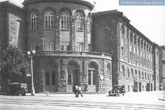 The Institute of Obstetrics and Gynecology, Yerevan, 1959