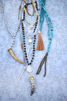 "Photos by: Kaela Rodehorst Photography Jewelry by: Betsy Pittard Designs | Available locally at Candy Apple Boutique in Metairie & Mint Boutique in Baton Rouge, LA. Good Morning readers, I've got two blog posts for you starting with ""What's Haute Now!""  I recently came across Betsy Pittard's beautiful boho-inspired jewels at … Read The Post"
