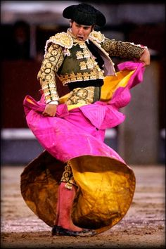 Faces of Spain - Matador