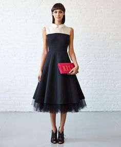 can be done in midi with tulle details black/ nude (tulle white)/ burgundy/ gold (tulle white)