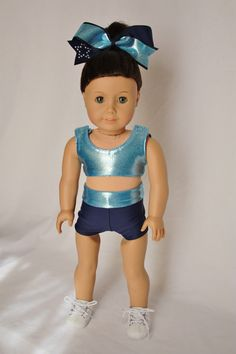 Hey, I found this really awesome Etsy listing at https://www.etsy.com/listing/185099530/american-girl-18-doll-clothes-cheer